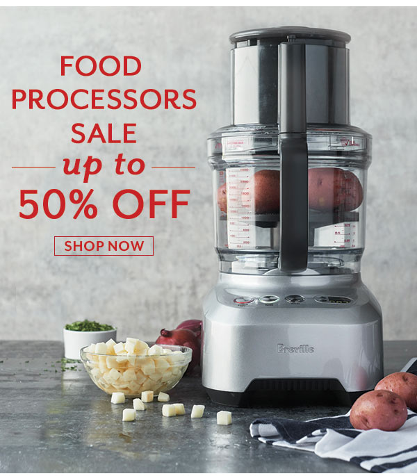 Food Processors up to 50% OFF