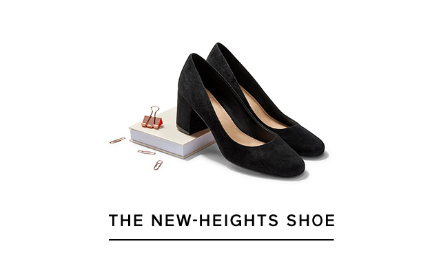 THE NEW-HEIGHTS SHOE