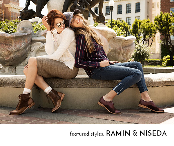 Featured Style: Ramin and Niseda