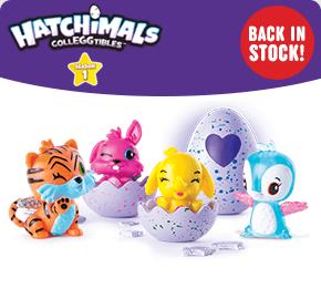 Hatchimals Colleggtibles 4 Pack and Bonus