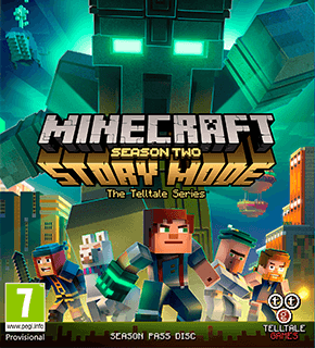 Minecraft Story Mode: Season Two The Telltale Series