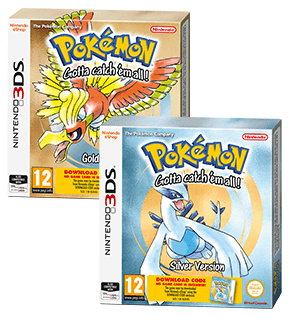 Pokemon Gold & Silver 3DS