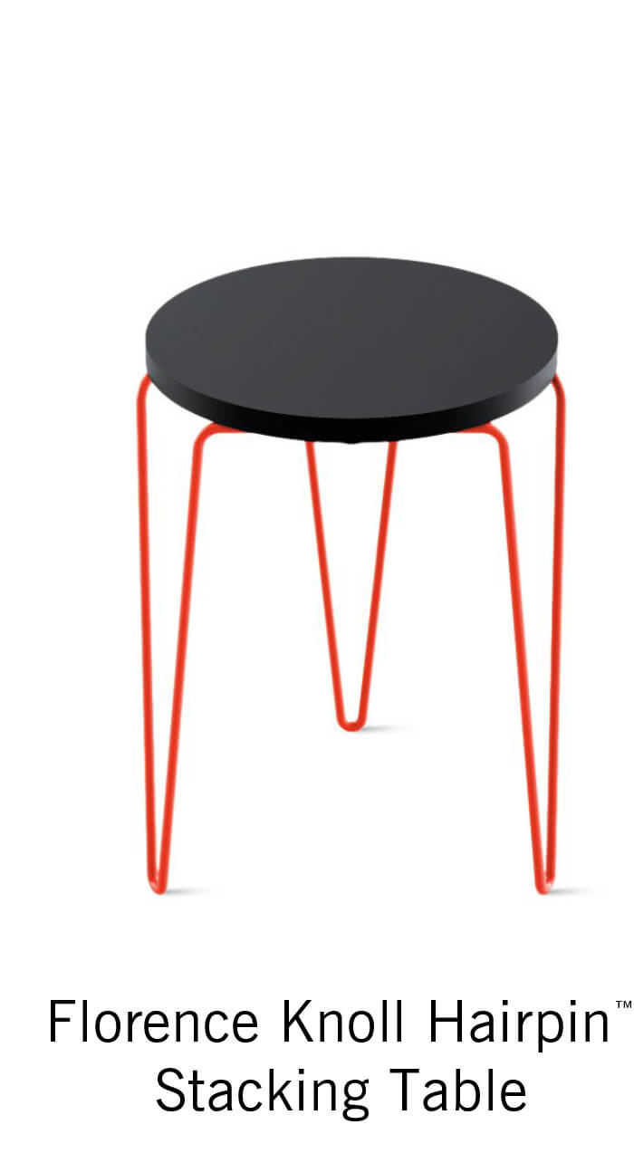 Florence Knoll Hairpin