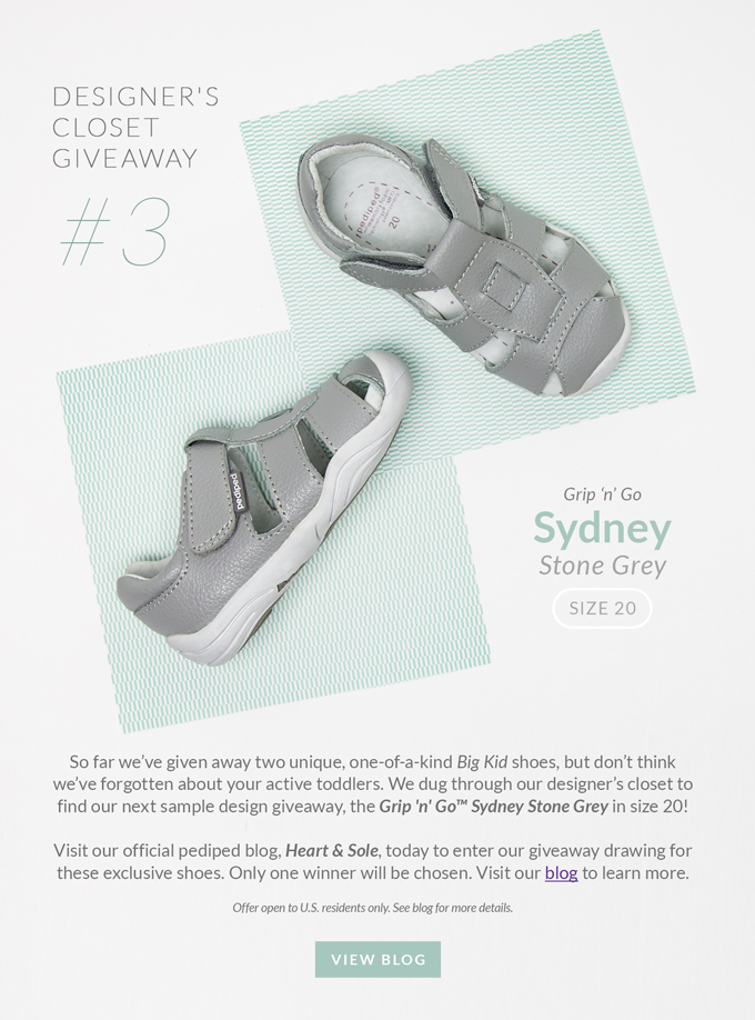 Designer Closet Giveaway