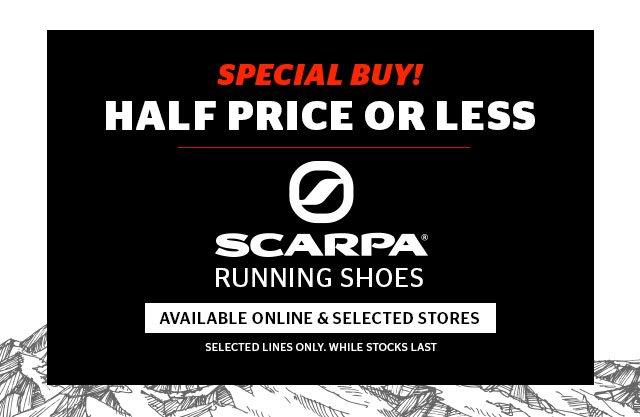 Half Price Scarpa