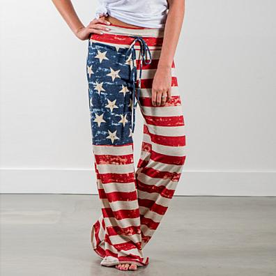 Women American Flag...