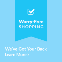 Worry Free Shopping