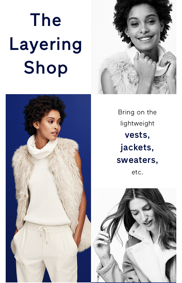 The Layering Shop