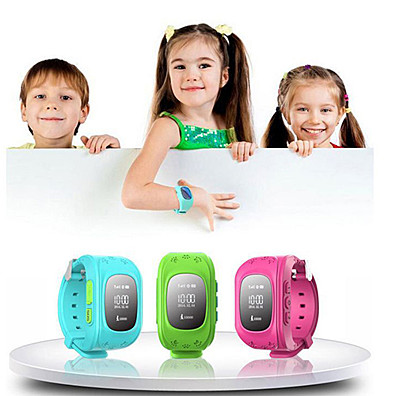 Kid Tracker GPS Smartwatch...