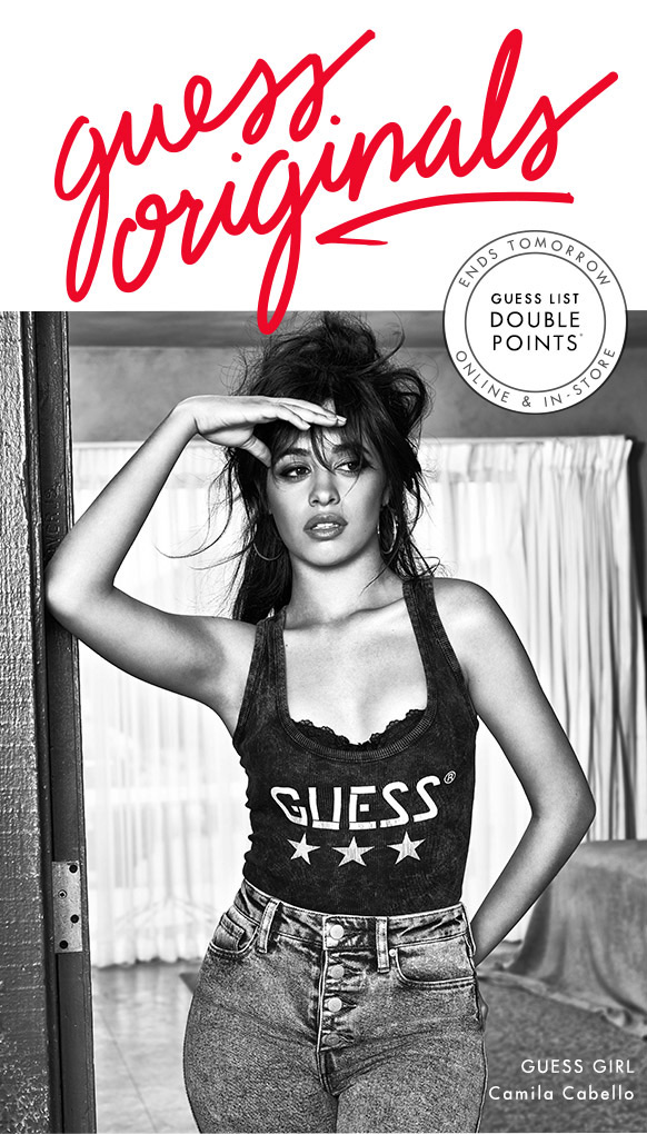 Guess: Style Icons | Get Camila Cabello's Look