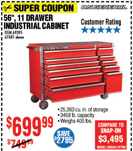 Harbor Freight: Save up to 77% with Super Coupons | Milled