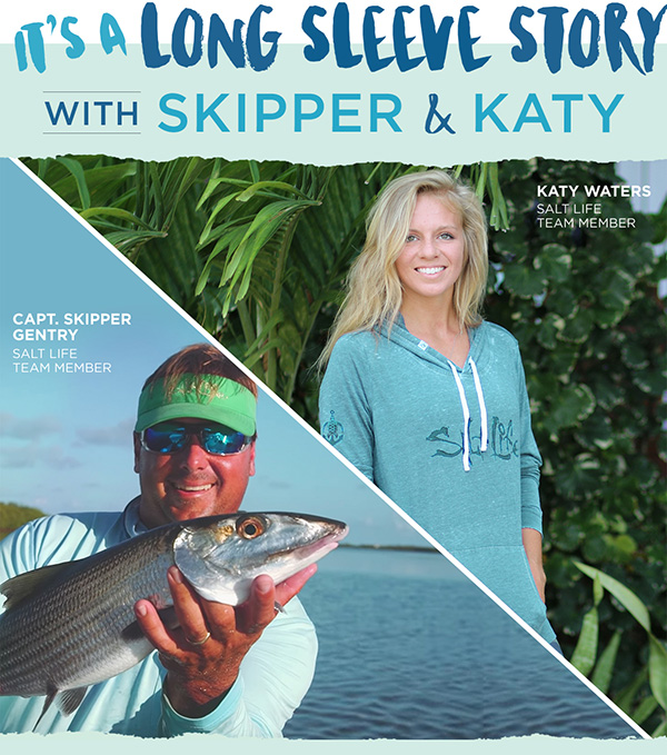 Take a cue from Skipper and Katy's picks and shop new long sleeves and hoodies.