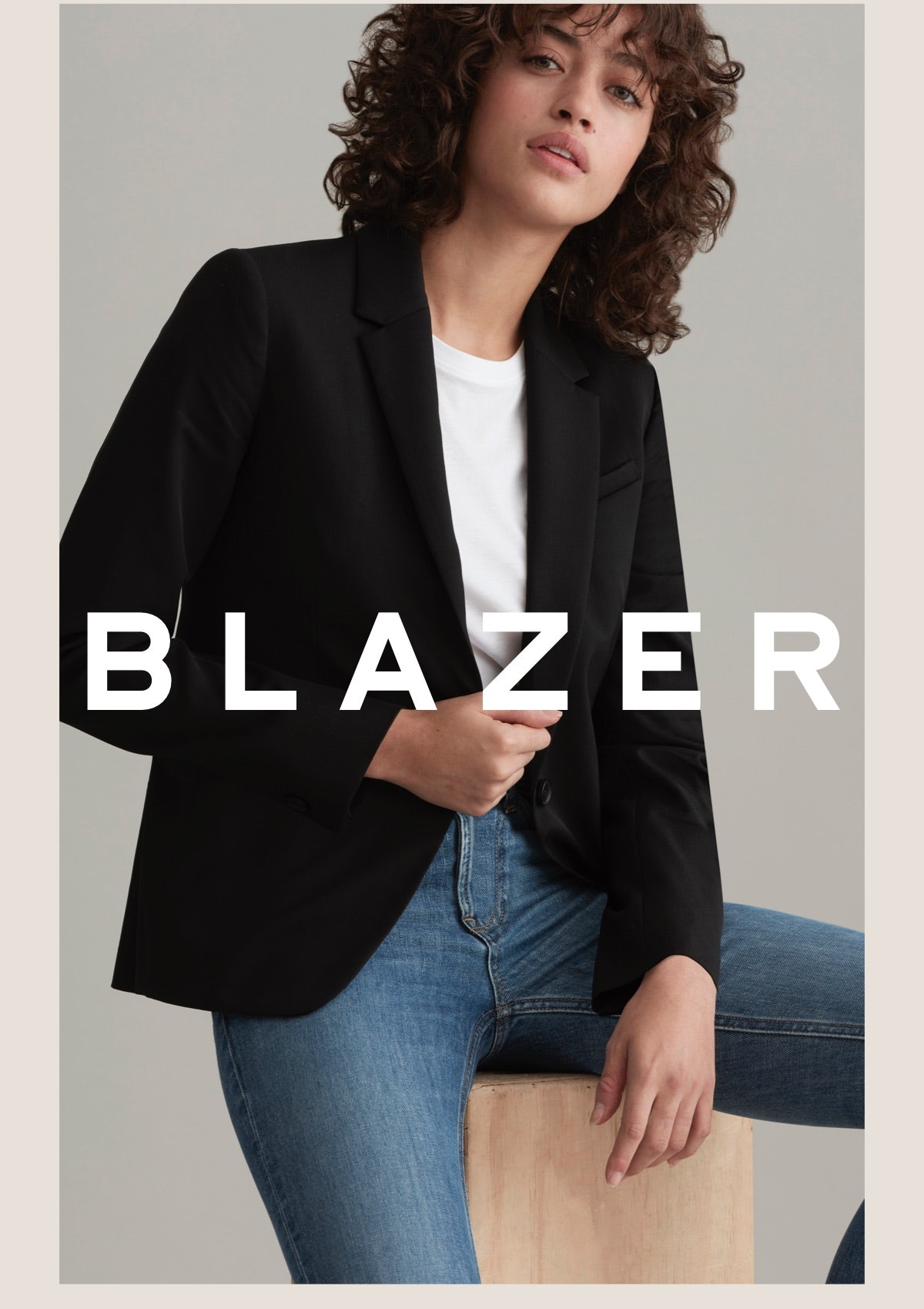 14c7c9dcf6bd Everlane: Our GoWeave Blazer Is Here | Milled