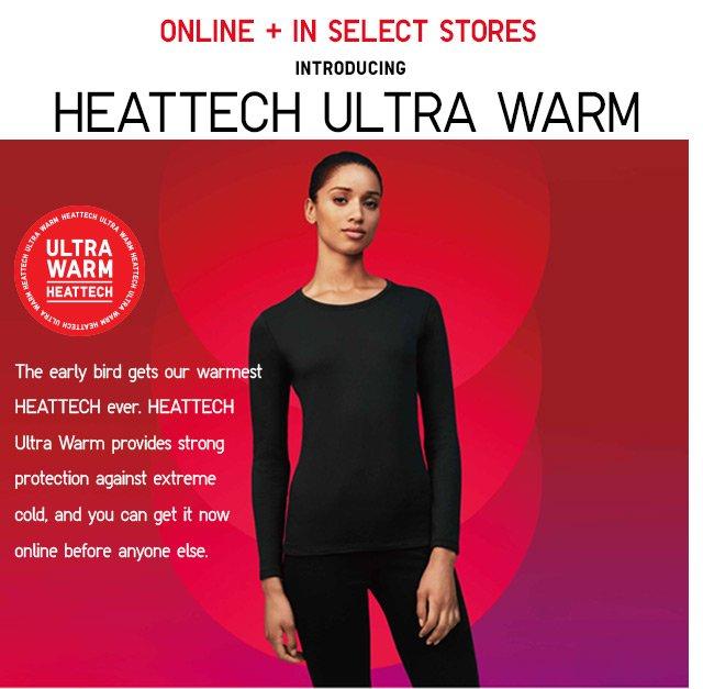 uniqlo heattech ultra warm review