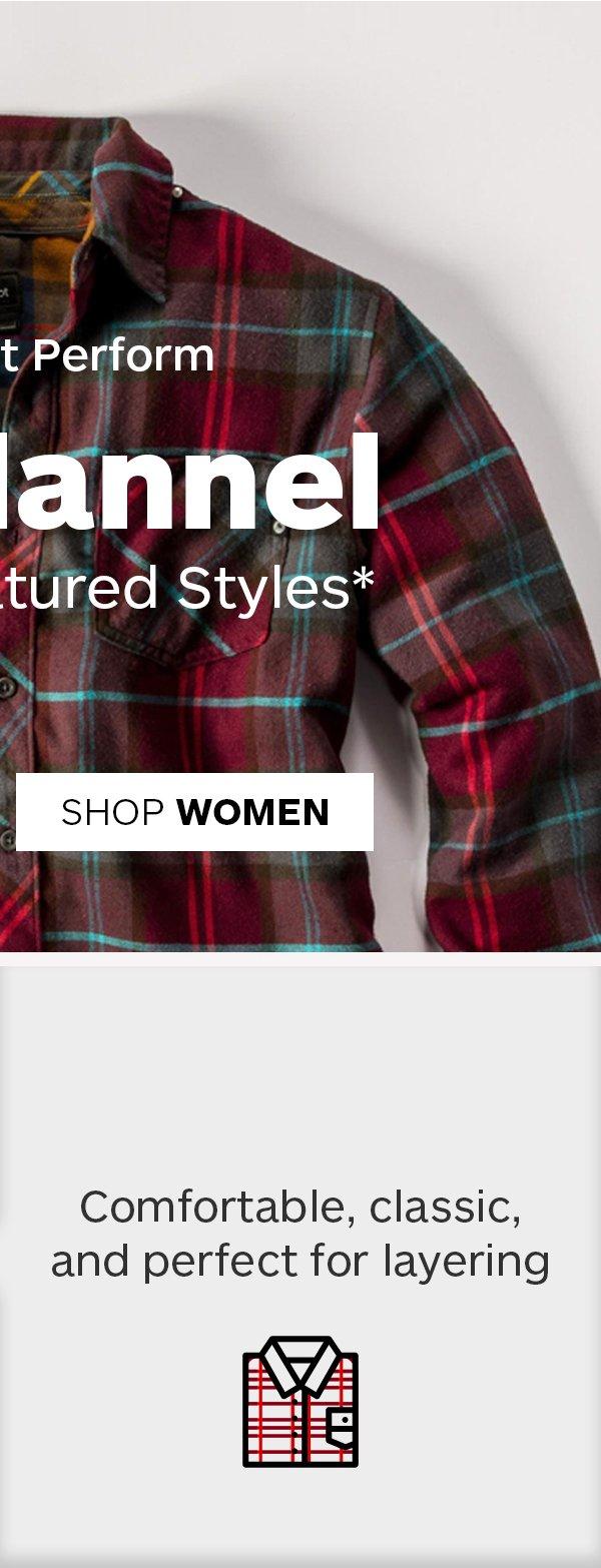Fall Flannel 20% Off - Shop Women