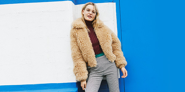 Fact: A great coat is a wardrobe game-changer. Here, 4  statement-making ways to stay warm this season.