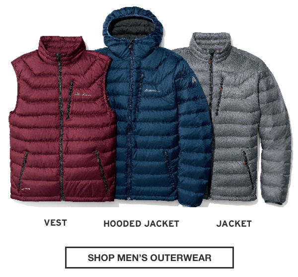 DOWNLIGHT STORMDOWN | SHOP MEN'S OUTERWEAR