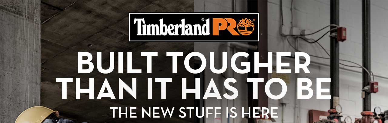 Built Tougher Than It Has To Be The New Stuff Is Here