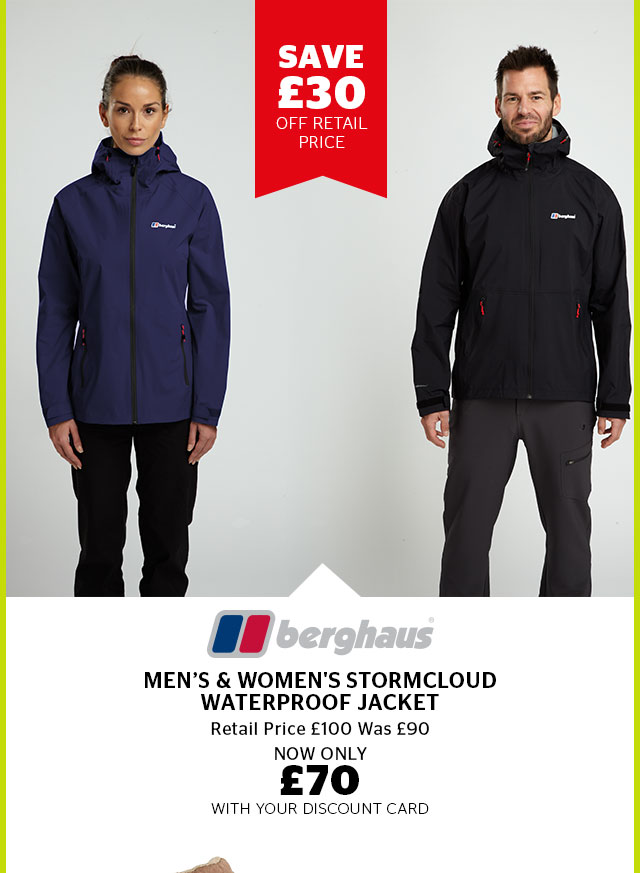 Berghaus Stormcloud