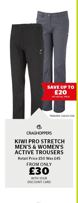 Craghoppers Kiwi Pro Stretch