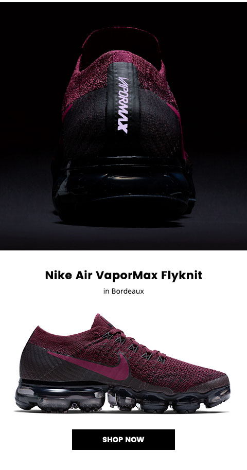 406fb36d4381 Lady Foot Locker  Nike Air VaporMax Flyknit – Available Now