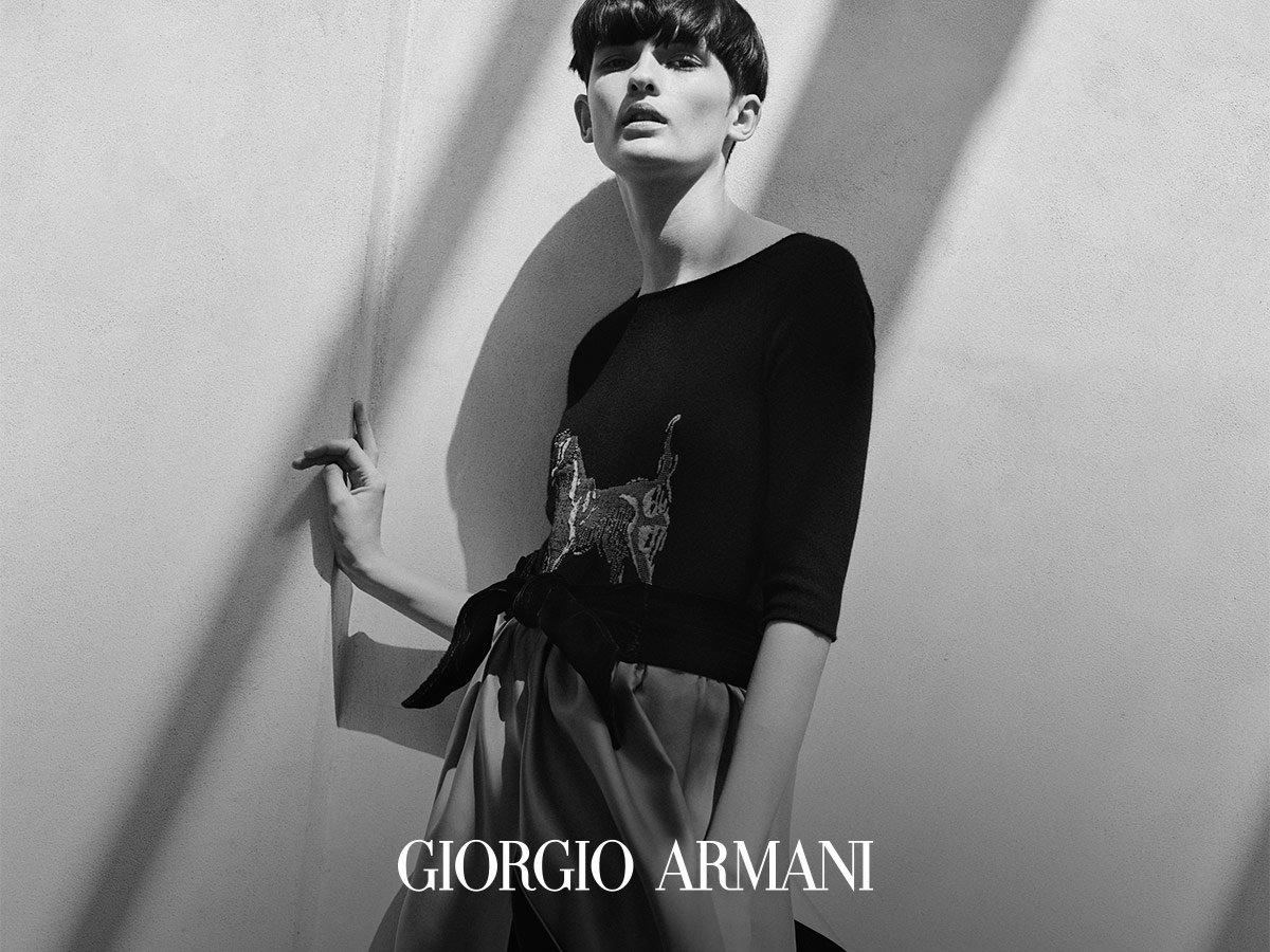 Armani.com