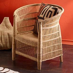 Malawi Wicker Chair ›