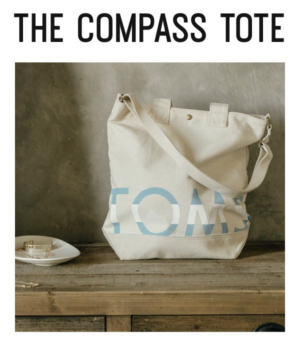 The Compass Tote