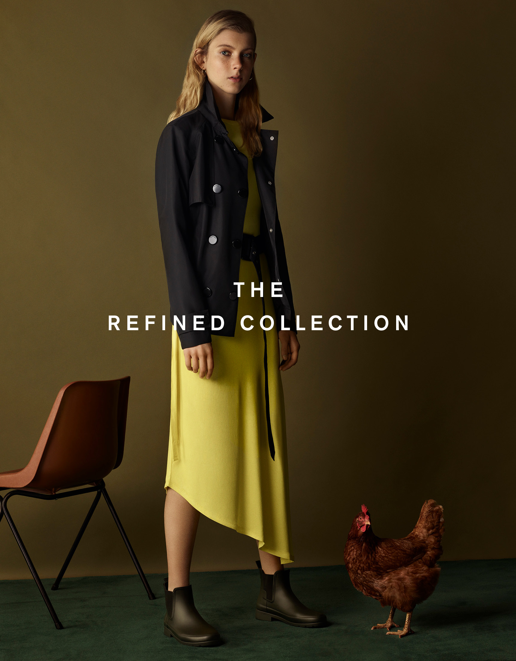 The Refined Collection