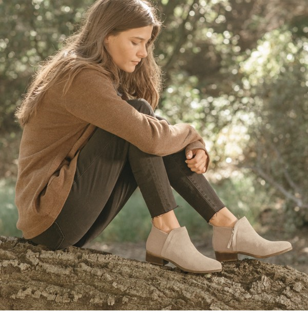 TOMS: Our best-selling bootie is back