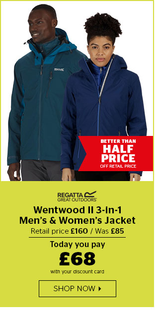Regatta Wentwood II 3-in-1