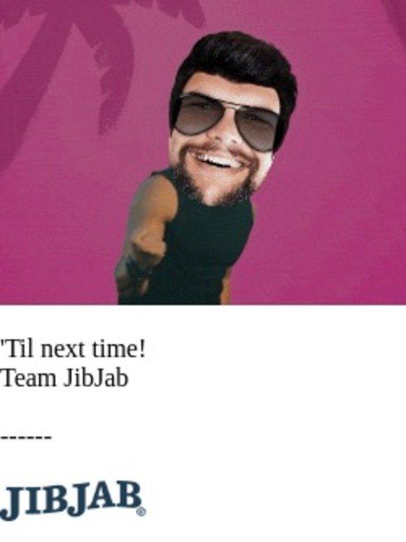 JibJab: NEW: \