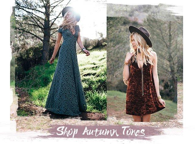 Shop Autumn Tones