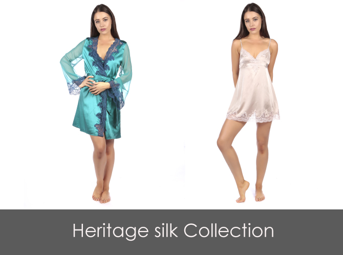 Heritage Silk Collection