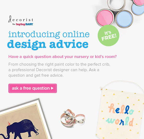buybuy BABY: Free advice + New! Decorating Services - Get 20 ...