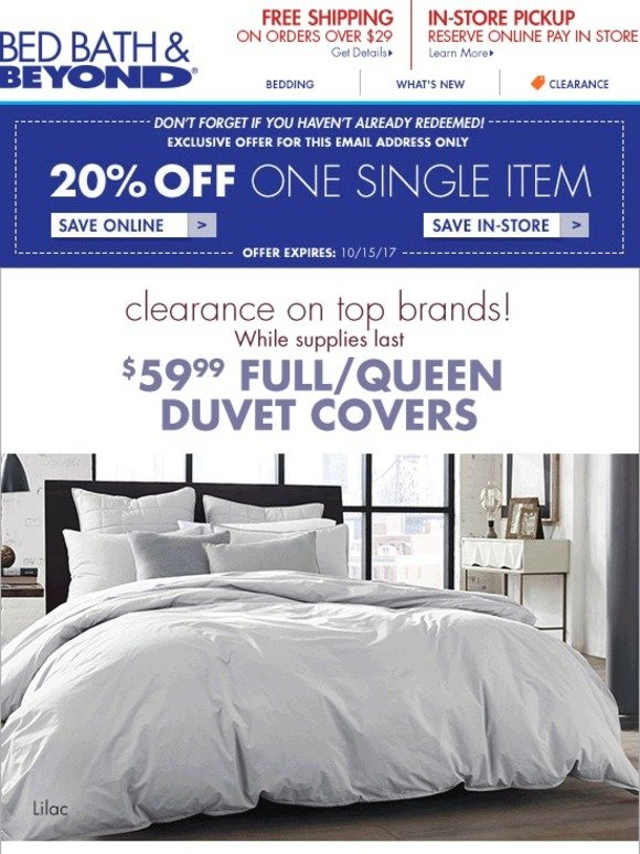 Kenneth Cole NEW YORK Full//queen Duvet Cover ESCAPE LILAC BRAND NEW FREE SHIP