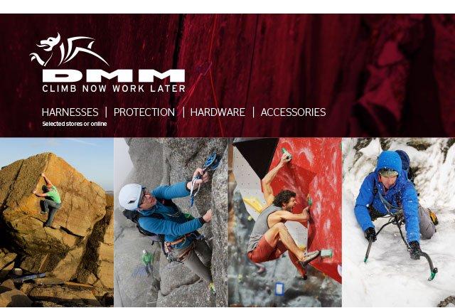 DMM - climb now, work later