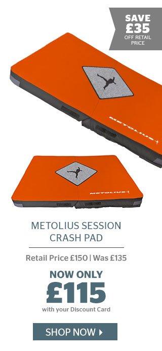 Metolius Session Crash Pad