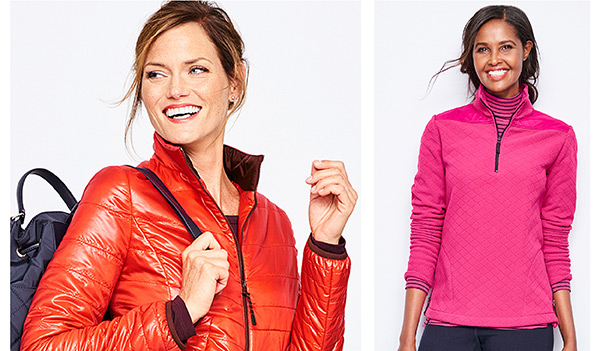 Primaloft + T by Talbots = Instant Outfit Love