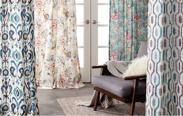 Save 25% All Window Curtains ›