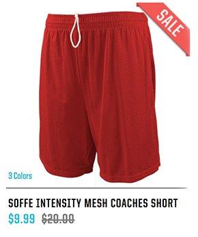 MESH COACHES SHORT