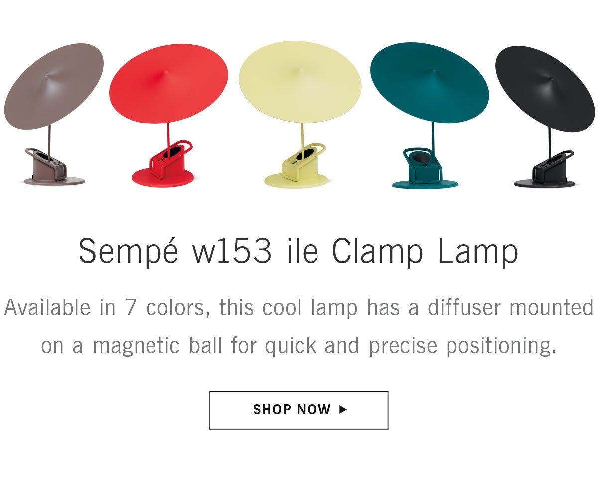 Shop Sempe Clamp Lamp