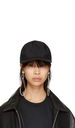Alyx - Black Nylon Baseball Cap