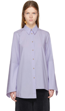 Acne Studios - Purple Balzac Shirt