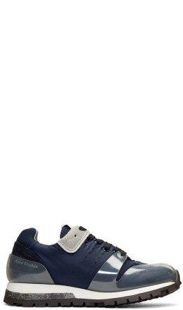 Acne Studios - Navy Joriko Sneakers
