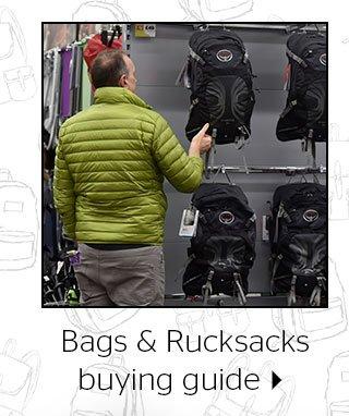 Bags & Rucksacks buying guide