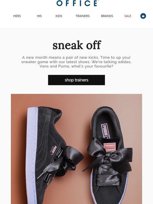 d9986b2655 Office Shoes  Kick back with Puma