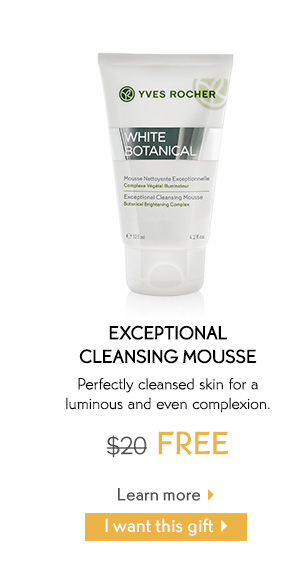 EXCEPTIONAL CLEANSING MOUSSE