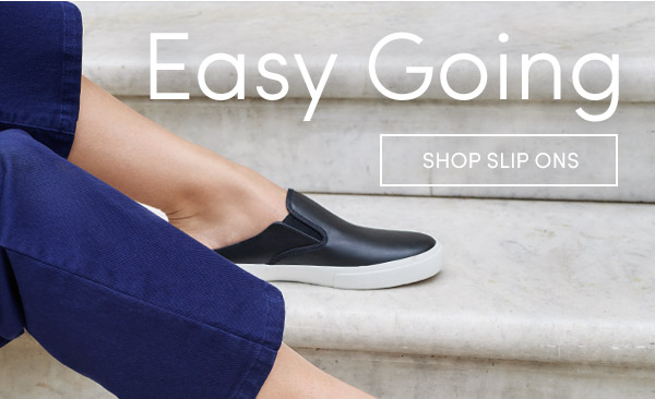 EASY GOING - SHOP SLIP ONS