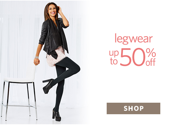 Shop Legwear for Fall - Turn on your images